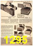 1960 Sears Fall Winter Catalog, Page 1295