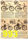 1949 Sears Spring Summer Catalog, Page 993