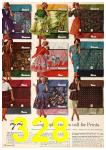 1962 Sears Fall Winter Catalog, Page 328