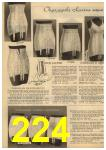 1961 Sears Spring Summer Catalog, Page 224