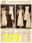 1958 Sears Fall Winter Catalog, Page 236