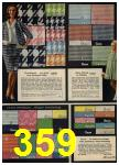 1965 Sears Spring Summer Catalog, Page 359