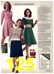 1975 Sears Fall Winter Catalog, Page 125