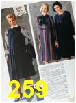 1985 Sears Fall Winter Catalog, Page 259