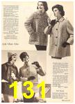1960 Sears Fall Winter Catalog, Page 131