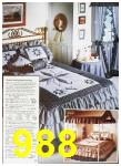 1987 Sears Spring Summer Catalog, Page 988
