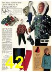 1965 Sears Fall Winter Catalog, Page 42