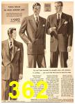 1949 Sears Spring Summer Catalog, Page 362