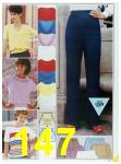 1985 Sears Spring Summer Catalog, Page 147