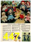 1978 Montgomery Ward Christmas Book, Page 447