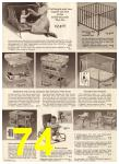 1965 Sears Fall Winter Catalog, Page 74