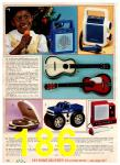 1985 Montgomery Ward Christmas Book, Page 186