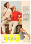 1964 Sears Spring Summer Catalog, Page 109