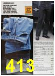 1991 Sears Spring Summer Catalog, Page 413
