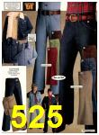 1978 Sears Fall Winter Catalog, Page 525