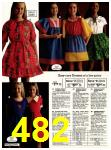1978 Sears Fall Winter Catalog, Page 482