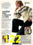 1977 Sears Fall Winter Catalog, Page 122