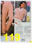 1985 Sears Spring Summer Catalog, Page 119