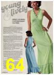 1975 Sears Spring Summer Catalog, Page 64