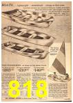 1964 Sears Spring Summer Catalog, Page 818
