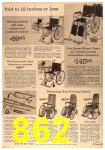 1963 Sears Fall Winter Catalog, Page 862