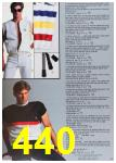 1985 Sears Spring Summer Catalog, Page 440