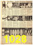 1940 Sears Fall Winter Catalog, Page 1028