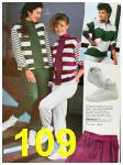 1988 Sears Fall Winter Catalog, Page 109