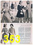 1957 Sears Spring Summer Catalog, Page 353