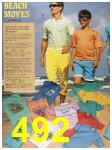 1988 Sears Spring Summer Catalog, Page 492