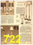 1949 Sears Spring Summer Catalog, Page 722