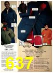 1978 Sears Fall Winter Catalog, Page 637