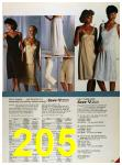 1986 Sears Spring Summer Catalog, Page 205