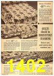 1962 Sears Fall Winter Catalog, Page 1402