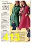 1976 Sears Fall Winter Catalog, Page 413