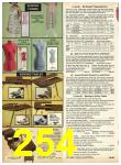 1977 Sears Fall Winter Catalog, Page 254