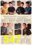 1960 Sears Fall Winter Catalog, Page 547