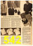 1958 Sears Spring Summer Catalog, Page 542
