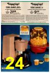 1974 Montgomery Ward Christmas Book, Page 24