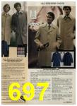 1979 Sears Fall Winter Catalog, Page 697