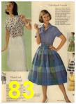 1960 Sears Spring Summer Catalog, Page 83