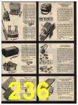 1972 Sears Fall Winter Catalog, Page 236