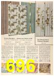 1958 Sears Spring Summer Catalog, Page 696