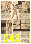 1962 Sears Fall Winter Catalog, Page 343