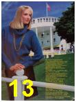 1986 Sears Fall Winter Catalog, Page 13