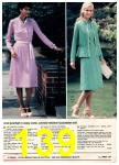 1981 Montgomery Ward Spring Summer Catalog, Page 139