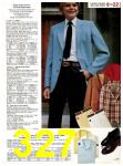 1983 Sears Spring Summer Catalog, Page 327