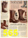 1956 Sears Fall Winter Catalog, Page 565