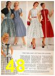 1957 Sears Spring Summer Catalog, Page 48