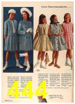 1964 Sears Spring Summer Catalog, Page 444